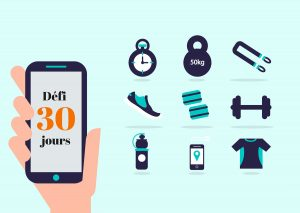Applications mobiles qui vous aident à rester en forme