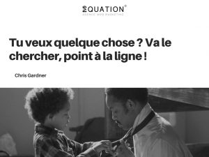 Citation de Chris Gardner