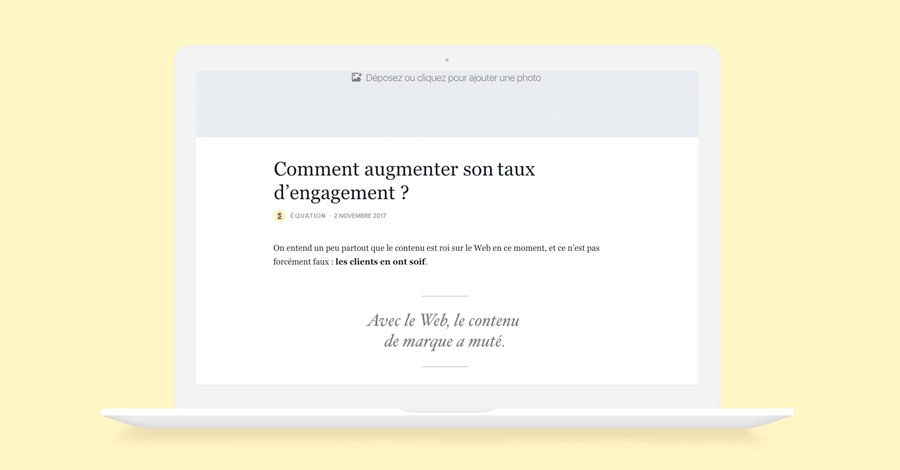 Comment augmenter son taux d'engagement