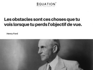 Citation d'Henry Ford