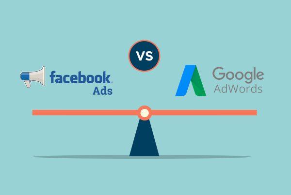 Publicité en ligne via Facebook et AdWords