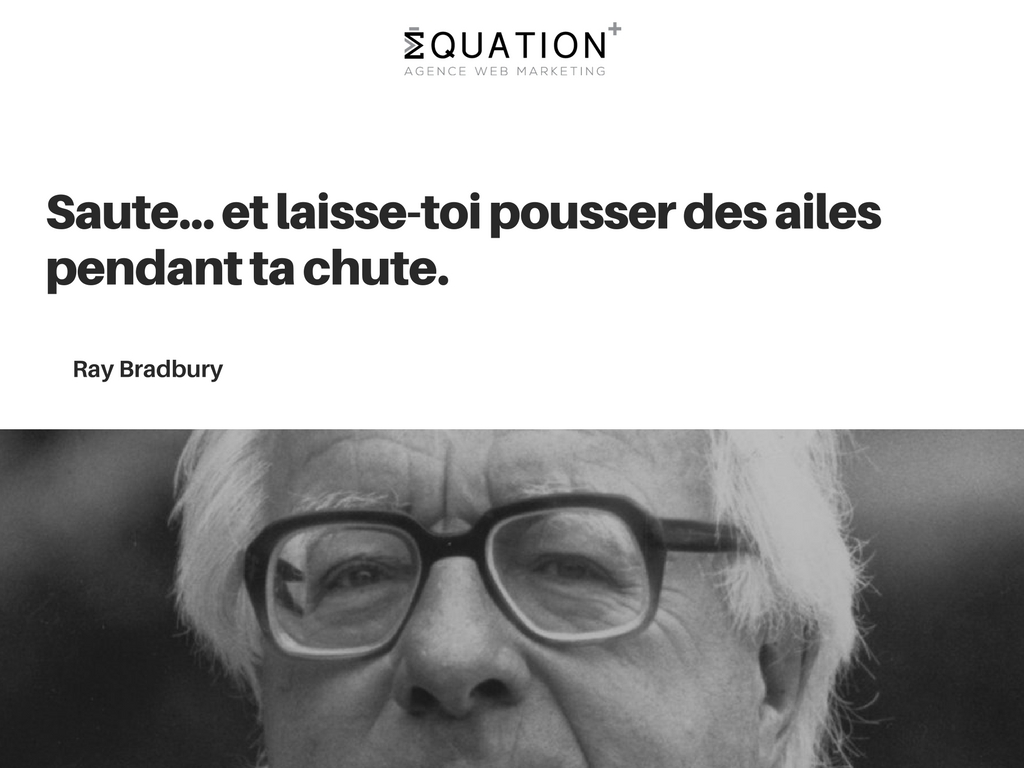Citation de Ray Bradbury