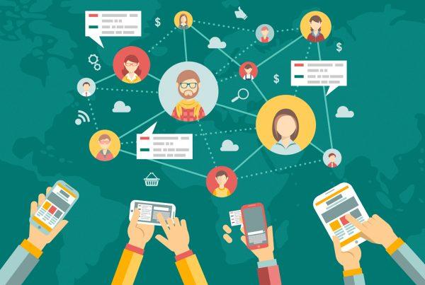 Avantages des réseaux sociaux