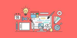 L'importance de mettre à jour et entretenir un site web