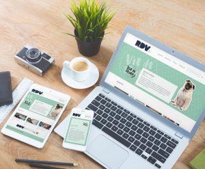 Créer un site web adapté aux mobiles - Mobile Friendly