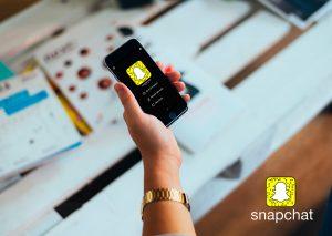 Snapchat, le storytelling en temps réel