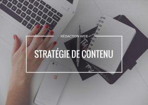 Stratégie de contenu pour le web