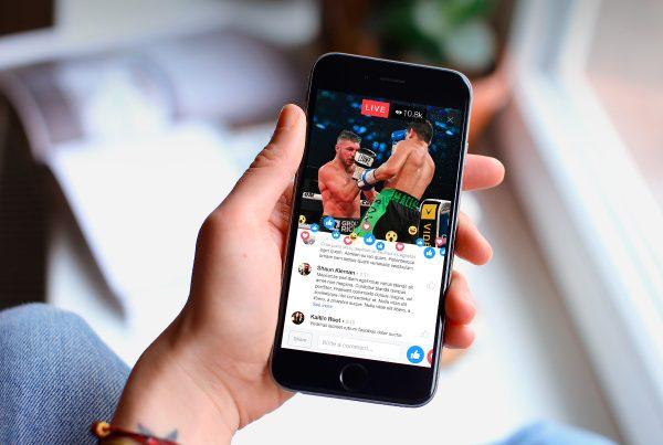 Avantages d'utiliser la vidéo en direct Facebook Live